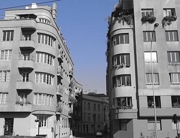 Edificios Calle Merced  (Providencia)