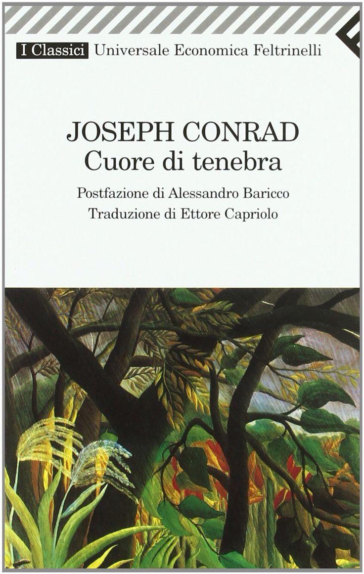 28 Cuore di tenebra - Joseph Conrad