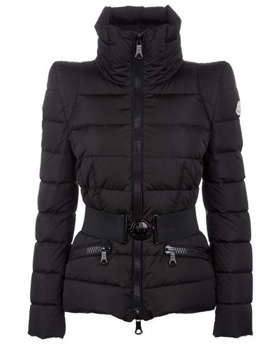 MONCLER S - High neck padded jacket 7