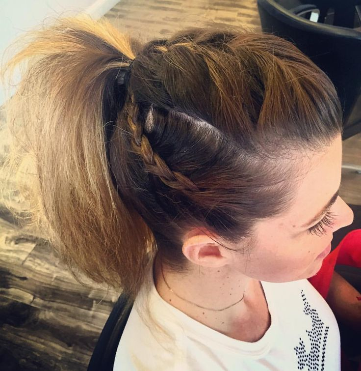 haircuts for heavy best 25 big ponytail ideas on voluminous 3209