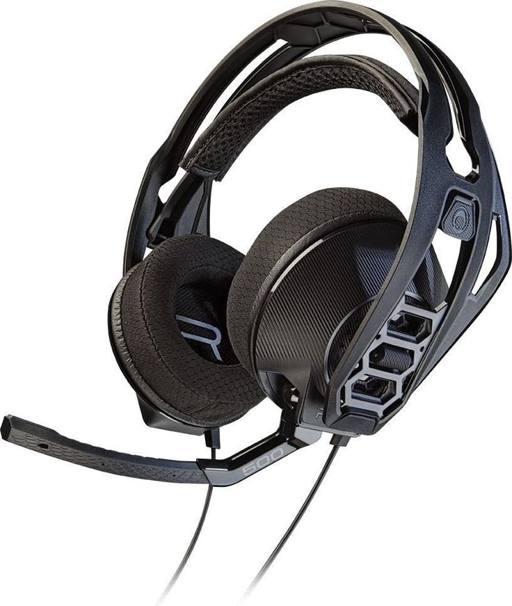 Plantronics Rig 500Hs Stereo Gaming Headset With Noise