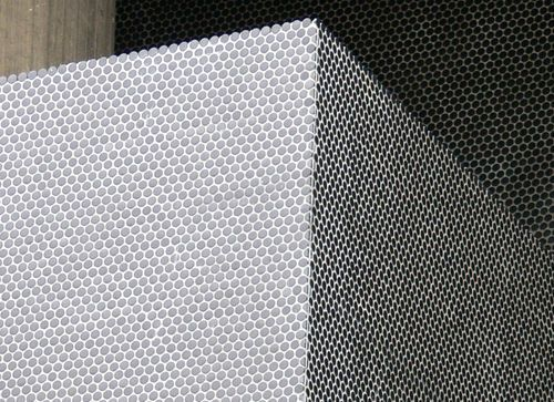 bardage de façade en céramique émaillée PASTILLE EMAUX DE BRIARE