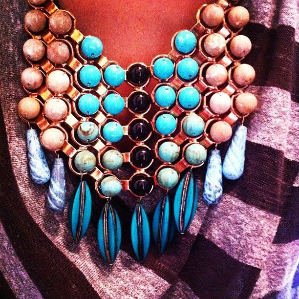 : Fabulous Necklaces, Style, Color, Clothes Shoes Accessories, Dannijo, Fashion Inspiration, Jewelry, Cool Necklaces, Bling Bling