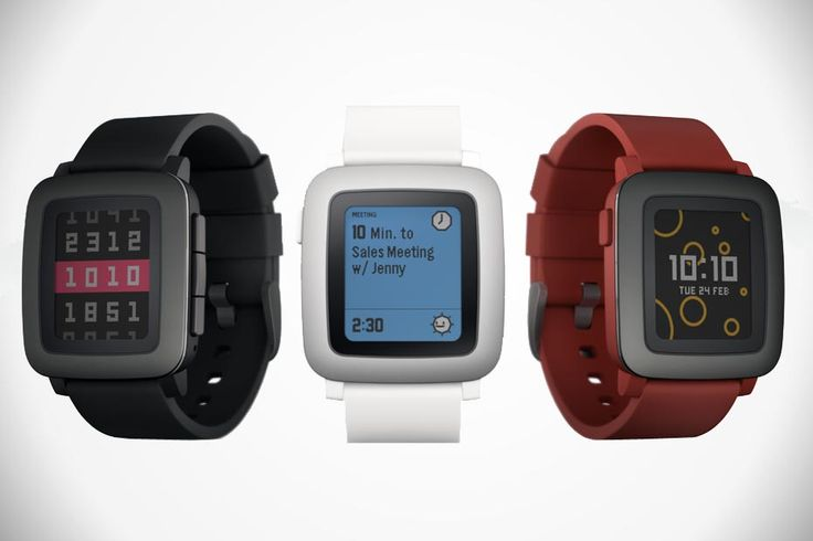#Pebble #Time #Smartwatch #Gear #Tech The Pebble smartwatch has been around for a while now, and the black and white e-ink display which we all..