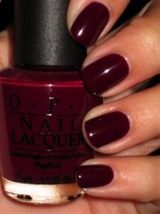 Love this color! OPI William Tell Me About It - Click image to find more hair & beauty Pinterest pins