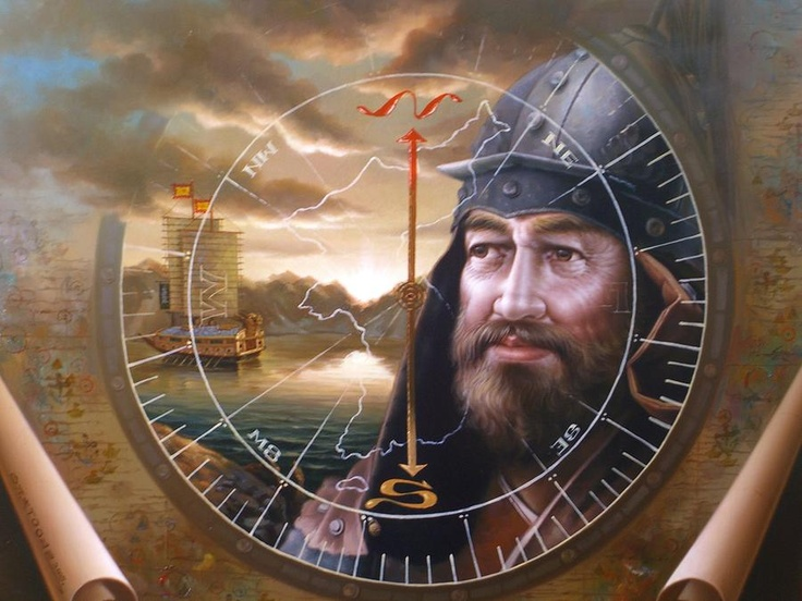 sea captain artwork of by yoo choong yeul previous net view all