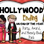 All of your end of the year needs are included in this fun and unique bundle!  Your students will have a blast dressing up for the year end celebra...