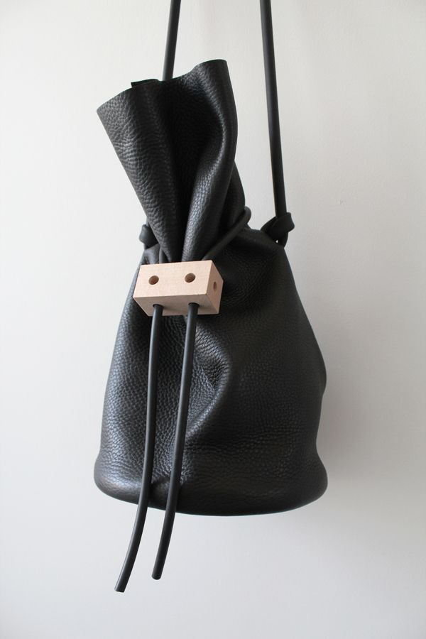 Building Block's Black Collection Bags