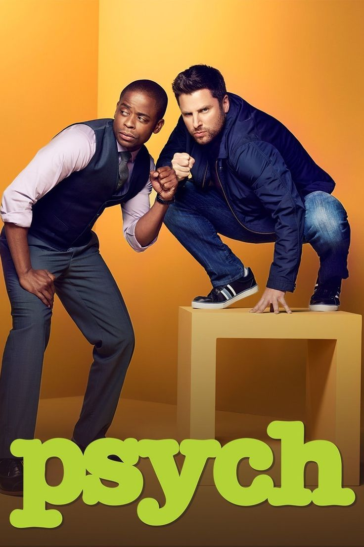 Psych TV seasons 1, 2, 4, 6 plus other shows to watch when it all feels like too much: Psych