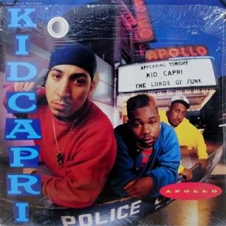 Kid Capri / Apollo b/w Shout Outs