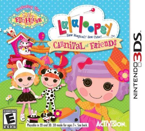 Lalaloopsy Carnival of Friends – Nintendo 3DS