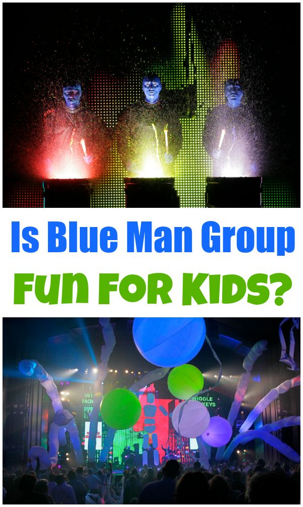 Should you take kids to see Blue Man Group? The short answer is, yes! My Universal Blue Man Group Orlando review gives this show two (blue) thumbs up for the whole family. How much are kids tickets? Can you take photos with the Blue Man Group?