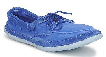 """Chaussures bateau modèle """"Naut"""" de chez Bunker"""