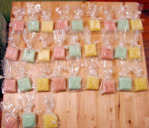 Cheap Baby Shower Favors With Some Creativeness