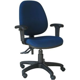 Zodiac High Back Task Chair (With Arms)