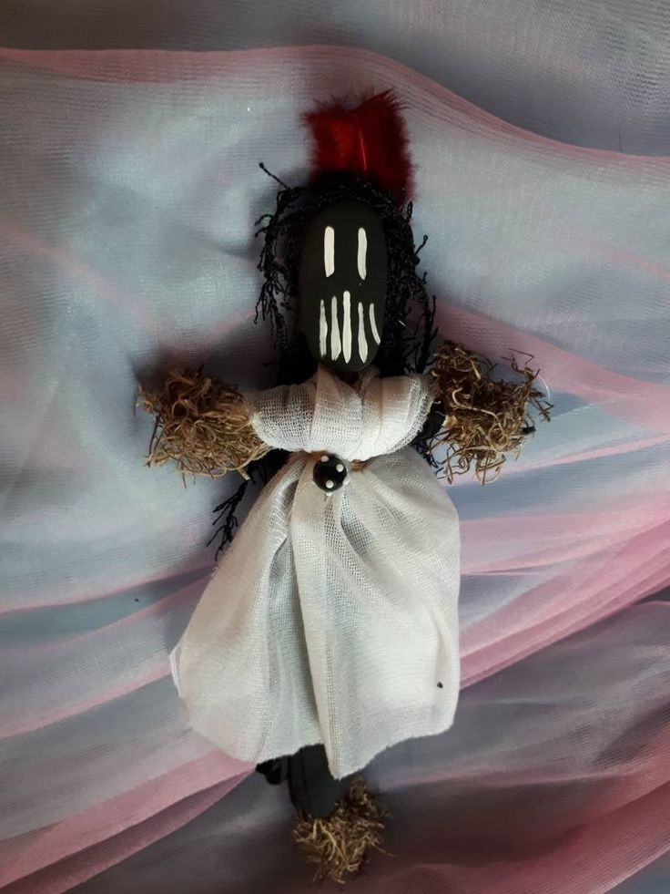 Voodoo Doll Authentic New Orleans Elegant Vodou blessed to ...