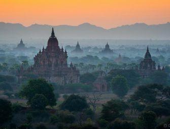 Top 4 ways to see Bagan