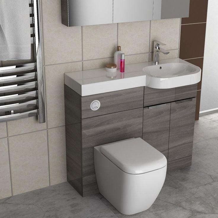 320 best Little bathrooms images on Pinterest Architecture - badezimmer amp ouml norm