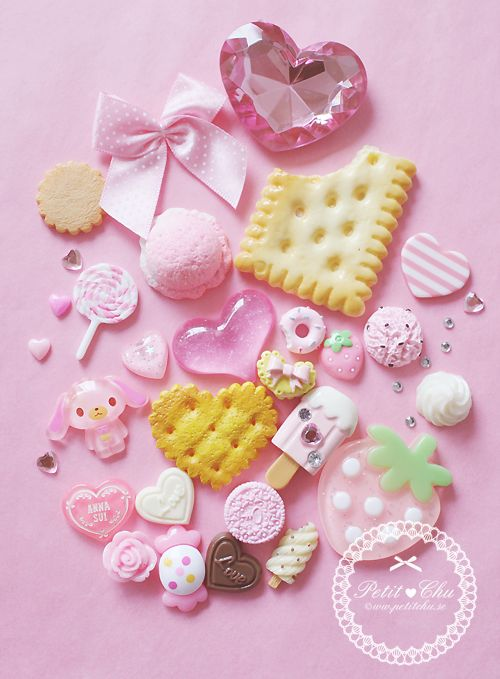 Charms #decoden