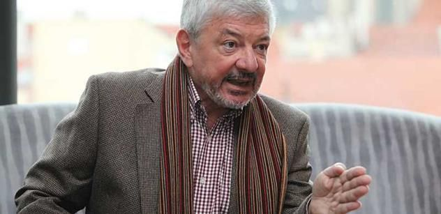 """Vladimír Železný pro PL: Přijdou """"chudáci"""" Syřané a my jim předáme v plném rozsahu to, co v každé zemi EU lidé budovali po generace. Neobyčejně nebezpečné"""