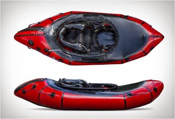 TeknOlsun: ALPACKALYPSE Köpüklü Su Packraftı