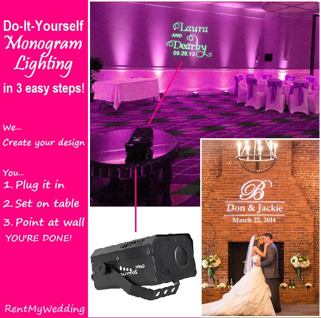 Gobo Projector Diy: 17 Best Images About DIY Gobo Monogram Lighting By