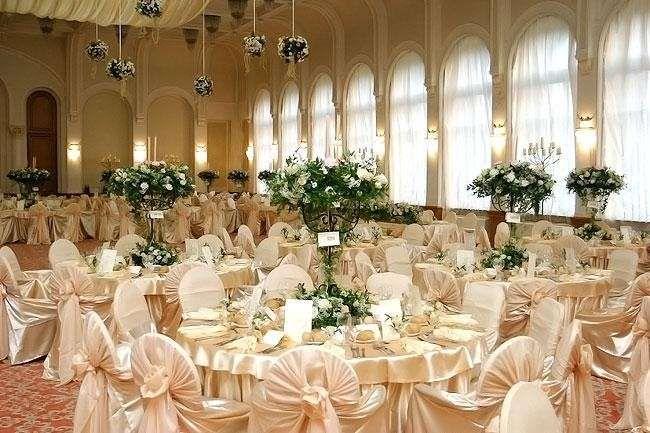 Addobbi floreali e decorazioni per il ricevimento di nozze - Addobbi floreali