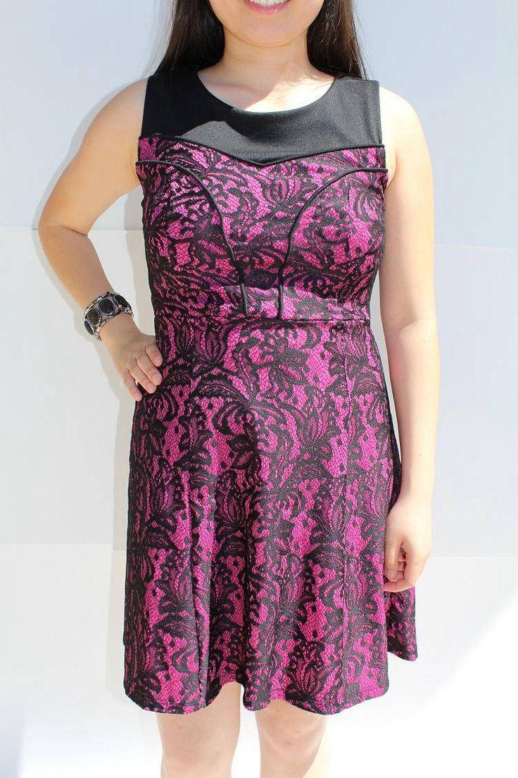 Find new and preloved XHILARATION Cocktail Dresses  Price : $18 #Cocktail #Dresses #instacraze #fashion
