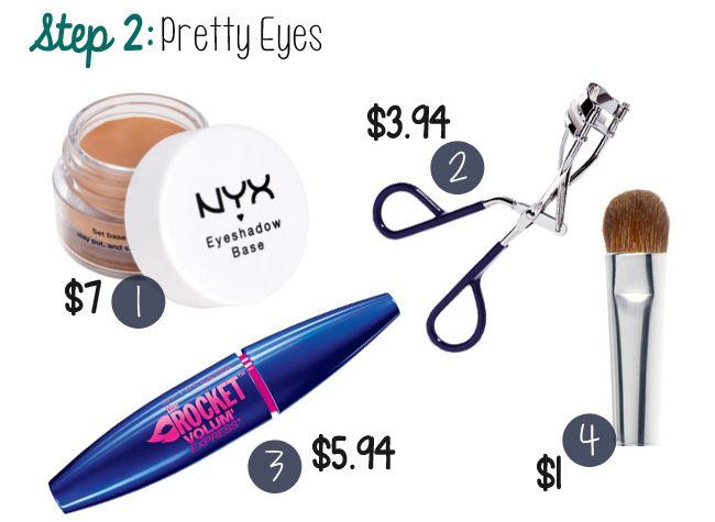 15 Minute Beauty Fanatic: A Teen Starter Makeup Kit Under $75?