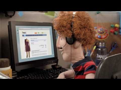 "Zappos Commercial - ""Jesse"" - Actual call with Zappos"