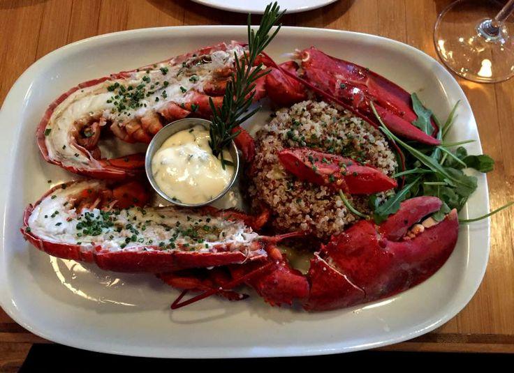Les 25 meilleures id es de la cat gorie accompagnement homard sur pinterest homard farci plat - Accompagnement homard grille ...