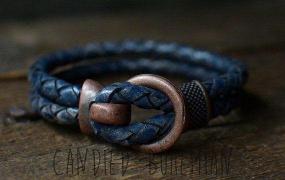 Herren Lederarmband, Lederarmbänder, Schmuck der Männer, Geschenk für ihn, Männer Armbänder, tibetische Armband Männer, Boho Männer Armband, tibetischen Schmuck