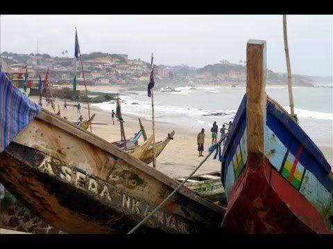 Fotos de: África - Ghana - Cape Coast - Elmina - Entre Kimtampo y Larabanga