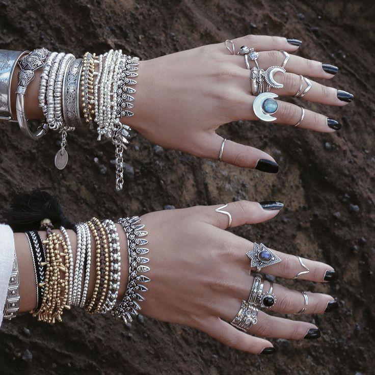 Buy Boho Gemstone Rings Online