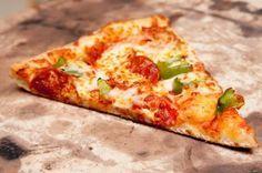 Pizza de Sobra de Arroz