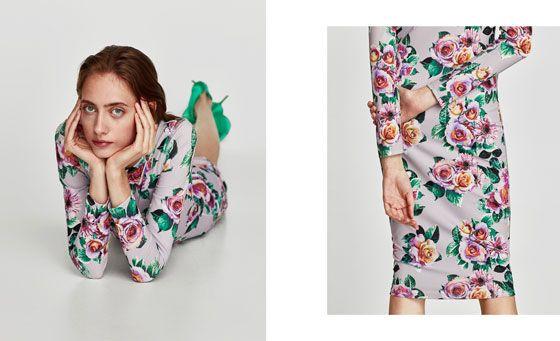 Yazlık Kadın Elbiseleri | ZARA Türkiye