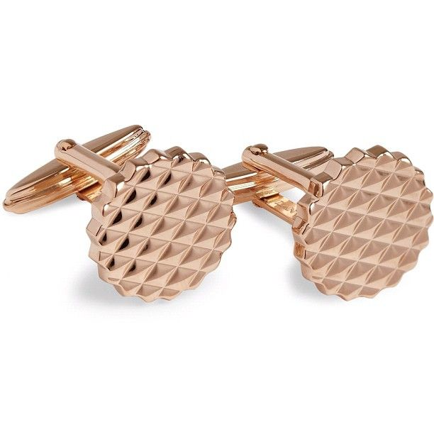 Rose Gold Cuffs - Lanvin... say no more, deadly.