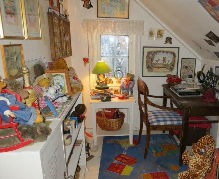 The teddybear-room