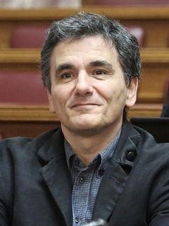 Greek finance minister Euclid Tsakalotos becomes EIB Governor, succeeding Mr Chouliarakis