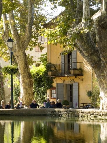 Cucuron, Provence, Vaucluse, France