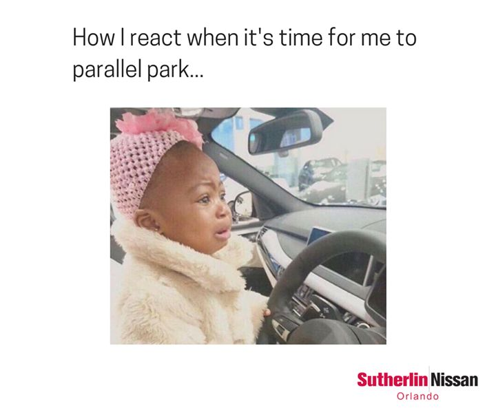 how to drive parallel parking