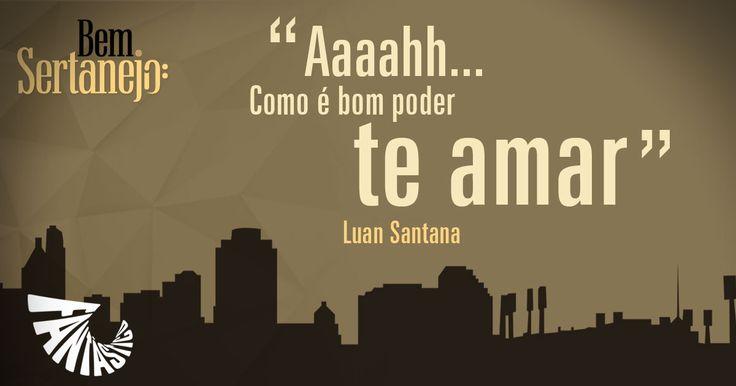 Fantástico - Bem Sertanejo - Luan Santana