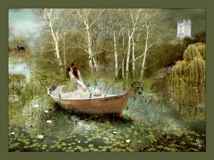 52 best images about Lady of Shalott on Pinterest | Anne ...