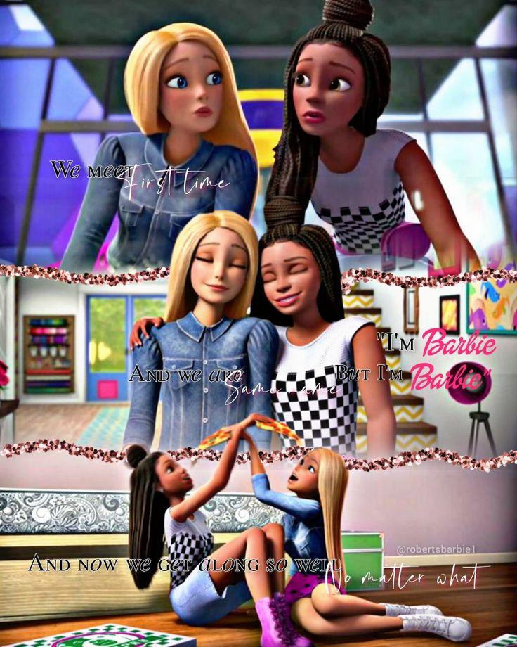 Barbie Big City Big Dreams Random Edit In 2021 Barbie Images Barbie Barbie Dream House