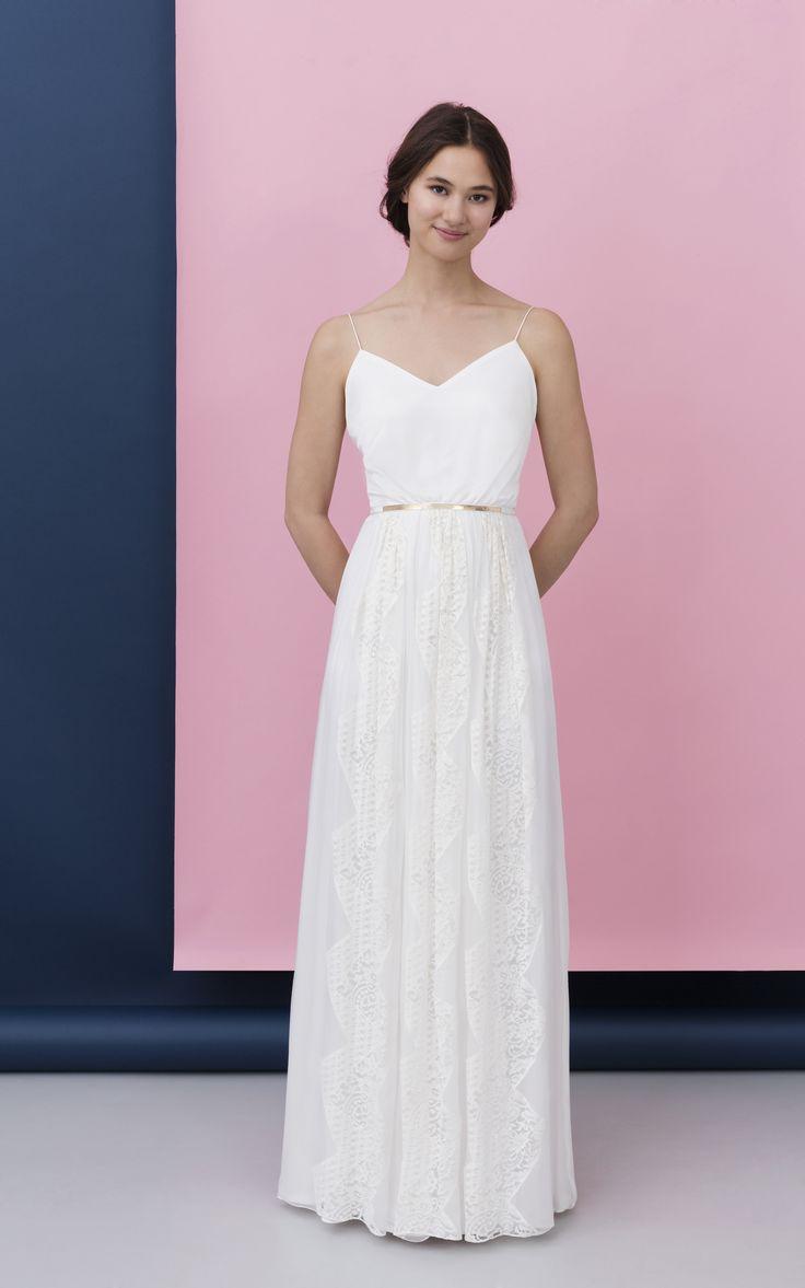 330 best D R E S S images on Pinterest | Wedding dressses, Marriage ...