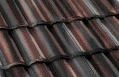 Monier Prime Roof Tile - Hacienda - Coffee Bean