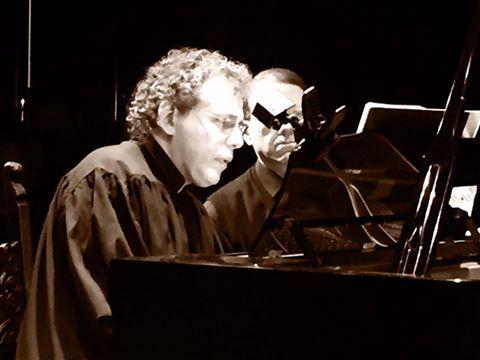 Gregorio Nardi in concerto per il Festival Liszt di Albano, Direttore Artistico Maurizio D'Alessandro. Foto di Maurizio Ridolfi.