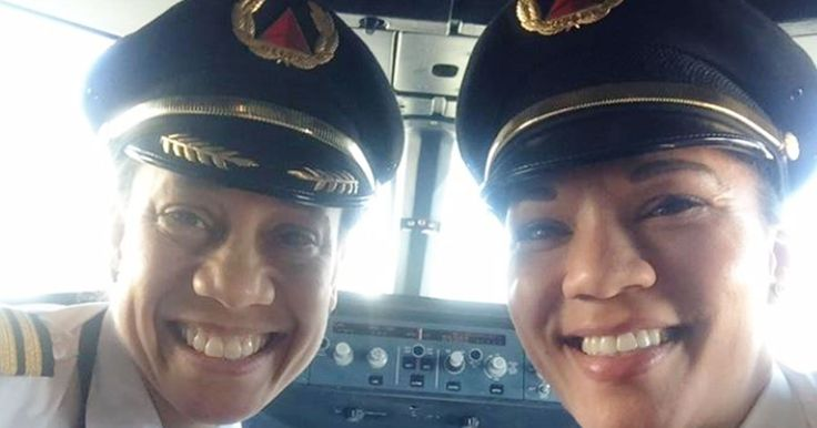 Black Female Pilots Fly Plane Together for First Time in Delta History - Condé Nast Traveler