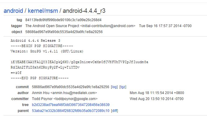 Mola: Código fuente de Android 4.4.4 para los Android One de Spice, Micromax y Karbonn liberado