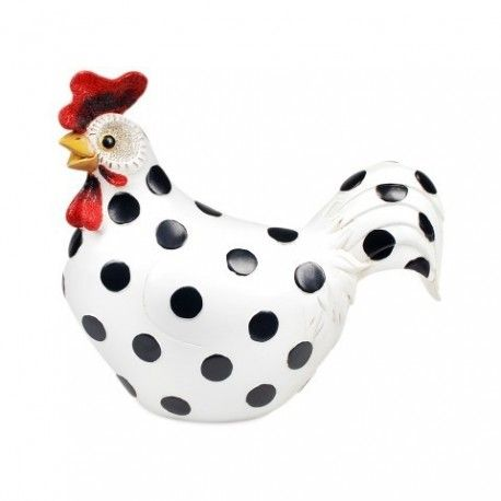 Complementa el estilo de tu casa. Apuesta por las FIGURAS DECORATIVAS de Caprilo.com. Las gallinas decorativas aportarán a tu decoración un estilo exótico.